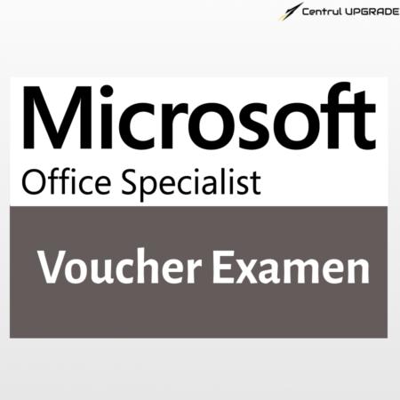Voucher examen Microsoft Office Specialist