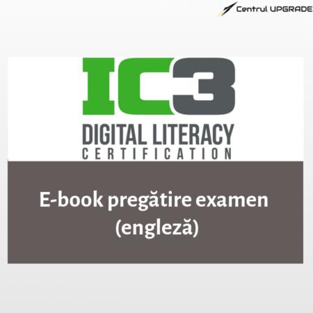 Ebook IC3 engleză