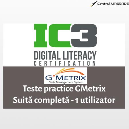 Teste Gmetrix IC3