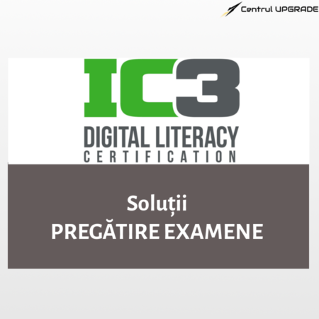 Pregătire IC3