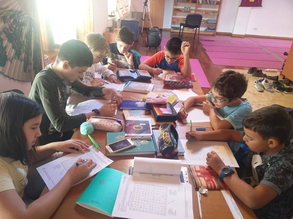 Invatare rapida pentru copii