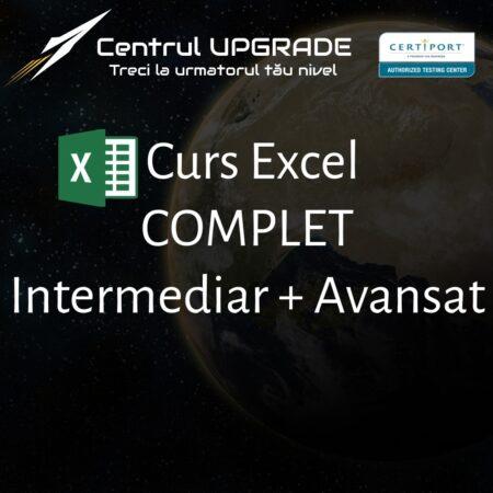 Excel Intermediar + Excel Avansat