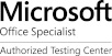 Centrul Upgrade - centru autorizat de testare Microsoft Office Specialist