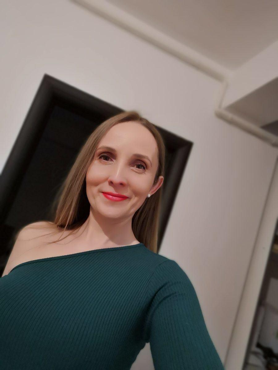 Luciana Bercean - Microsoft Certified Trainer