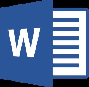 Aplicatia Microsoft Word