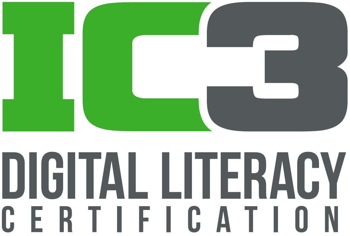 Competențe digitale cu certificarea IC3