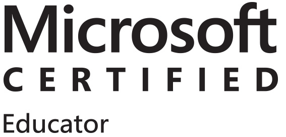 MCE – Microsoft Certified Educator